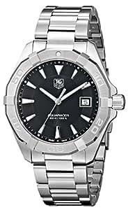 [タグホイヤー] TAG HEUER 腕時計 アクアレーサー クォーツ ブラック WAY1110.BA0910 メンズ 新品 [並行輸入品]