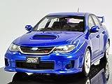 EBBRO 1/43 SUBARU WRX STI BLUE