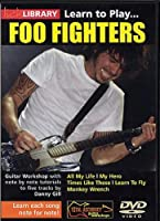 Lick Library: Learn To Play Foo Fighters. For ギター