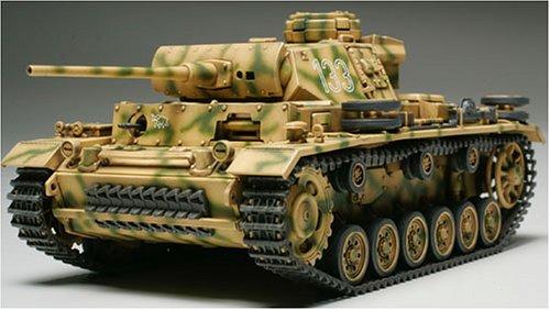 1/48 ミリタリーミニチュアシリーズ No.24 ドイツ III号戦車L型
