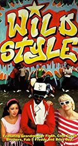 Wild Style [VHS] [Import]