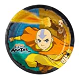 Avatar The Last Airbender Small Paper Plates ( 8ct )