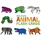 The World of Eric Carle (Tm) Animal Flash Cards (Alphabet Flashcards for Toddlers, Animal ABC Cards)