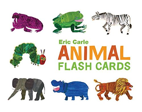 The World of Eric Carle(TM) Eric Carle Animal Flash Cardsの詳細を見る