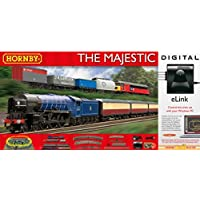 Hornby The Majestic With E-Link Dcc 00 Gauge Electric Train Set [並行輸入品]