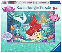 Ravensburger 05468 Hugging Arielle (24 pc) Puzzle [並行輸入品]