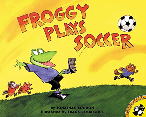 Froggy Plays Soccerの詳細を見る