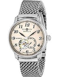 [ツェッペリン]ZEPPELIN 腕時計 LZ126 LosAngeles アイボリー文字盤 7666M5 メンズ 【並行輸入品】