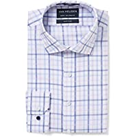 VAN HEUSEN Men's Euro Fit Shirt Jacquard