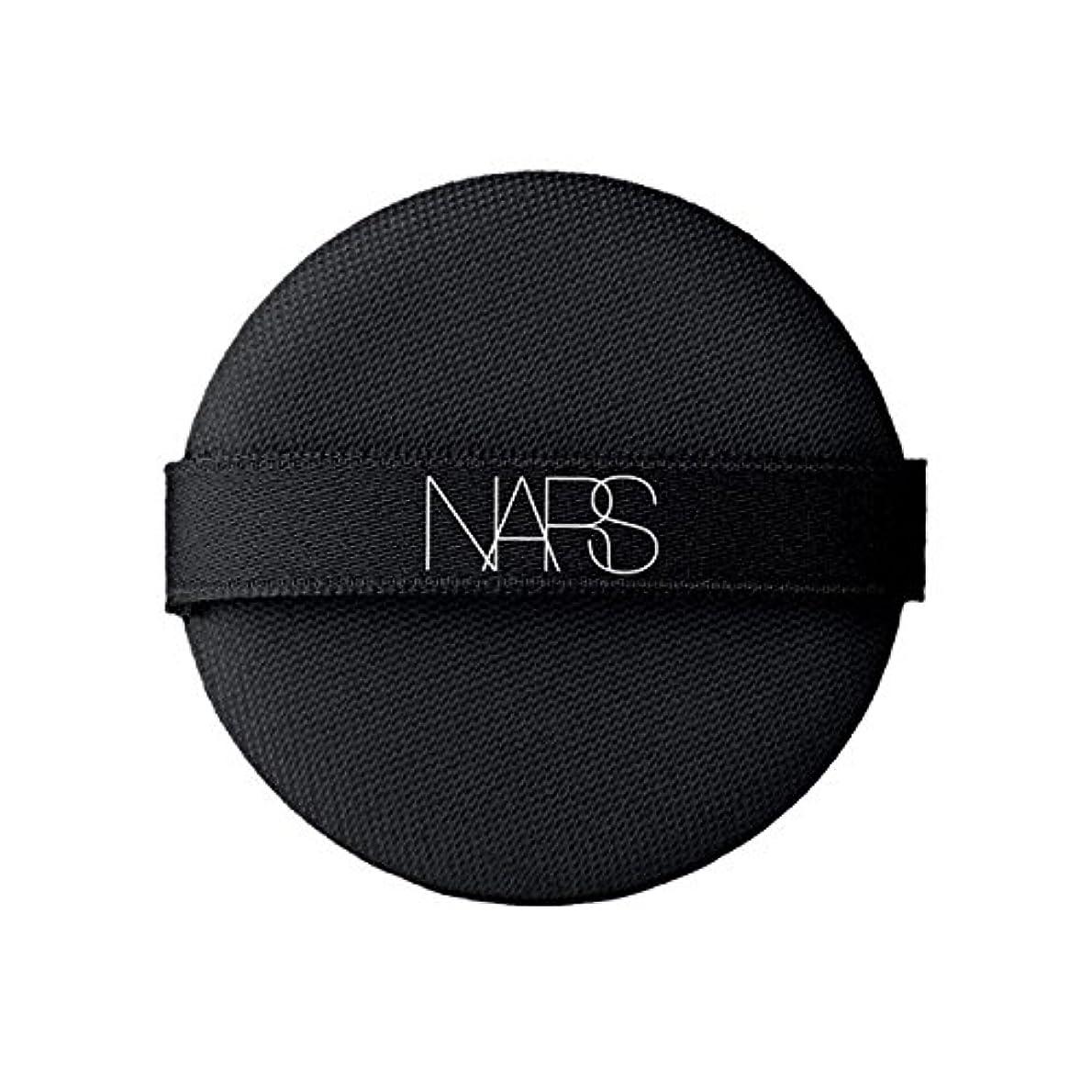 捨てる回る同意NARS(ナーズ) アクアティックグロー クッションコンパクト スポンジ