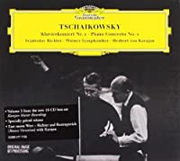 Piano Concerto No. 1; Variations On A Rococo Theme by Karajan/Richter/Rostrop/BPO (2008-01-08)