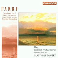 Parry;Symphony No.5 in B Mi