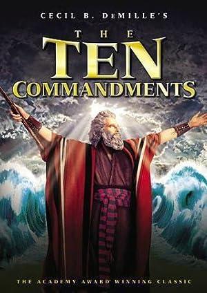 Ten Commandments [DVD] [Import]