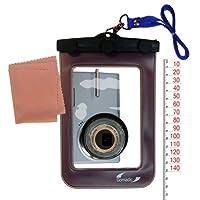 軽量水中カメラバッグ最適な用途のKodak EasyShare m893防水保護