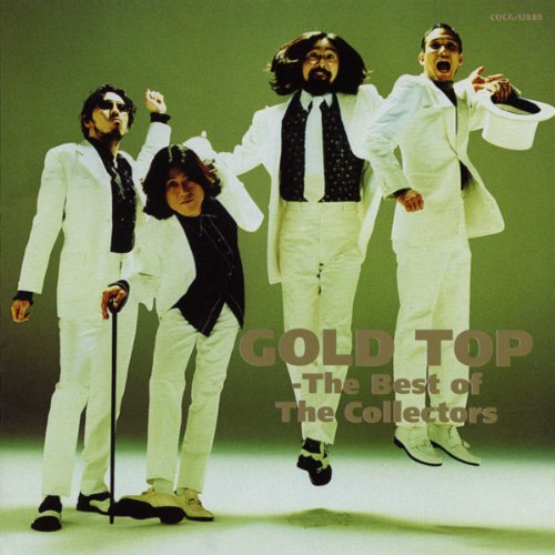 GOLD TOP - The Best of The Col...
