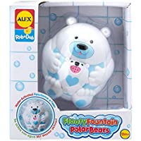 Alex Toys Rub a Dub浮きFountain Polar Bears