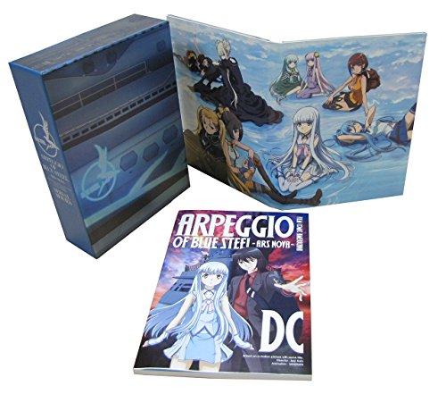 劇場版 蒼き鋼のアルペジオ -アルス・ノヴァ- DC <初回生産限定特装版BD> [Blu-ray]の詳細を見る