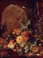 Lais Puzzle Jan Davidsz de Heem - 鳥の巣のある素晴らしい静物 200 部
