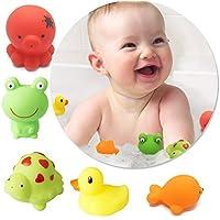 Nothing But品質:ベビーBathing 5個玩具