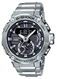 [カシオ] 腕時計 ジーショック G-STEEL ソーラー カーボンコアガード構造 GST-B200D-1AJF メンズ シルバー
