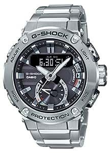 [カシオ]CASIO 腕時計 G-SHOCK ジーショック G-STEEL ソーラー カーボンコアガード構造 GST-B200D-1AJF メンズ