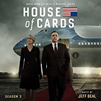 House Of Cards - Season 3 (Jeff Beal) [2 CD] by Jeff Beal