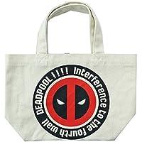 デットプール マチ付きバッグ ロゴ SPDP416