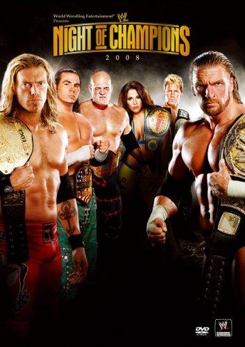 WWE ナイト・オブ・チャンピオンズ2008 [DVD]