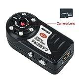 Best Toughstyアクションカメラ - Toughsty™ 1080Pアクションスポーツ小型監視カメラ ミニビデオカメラ 動画、写真、録音対応 16GB SDカード付き Review
