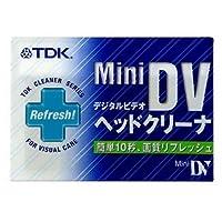 TDK ミニDV用ヘッドクリーナー DVM-HC1SF