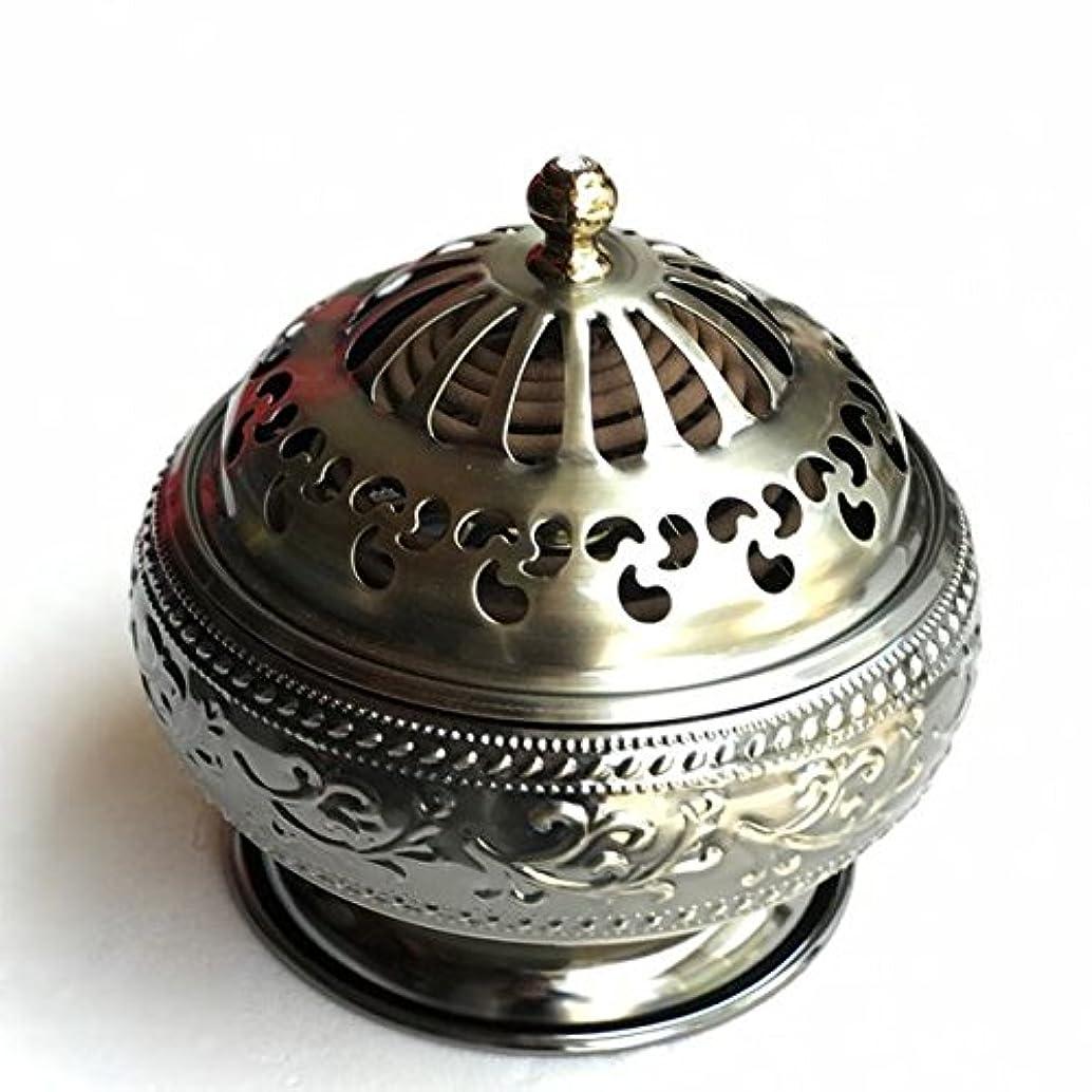 裕福なこどもの宮殿代わってバリタイ  お香立て 渦巻き香スタンド 蓋付き