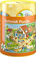 Schmidt Spiele on theファームパズル( 60ピース)