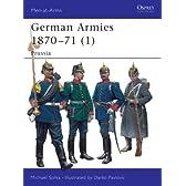 German Armies 1870-71 (1): Prussia (Men-at-Arms)