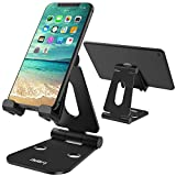 iPad/タブレット用スタンド 充電スタンド 折り畳み式 270°自由調整可能 Nintendo Switchにも対応 BLACK Nulaxy YTD B01LXZB82T-TJ0009
