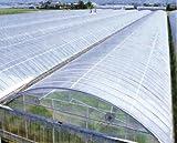国内一流メーカー製 農POフィルム 厚さ0.05mmX幅185cmX長さ100m 保温資材 ビニールハウス用 裾、サイドに適したフィルムです。