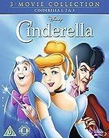 Cinderella 1 2 & 3 [Blu-ray] [Import]
