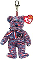 TY USA – Bear Keychain