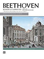 Rondo a Capriccio: Opus 129 for the Keyboard (Alfred Masterwork Edition)