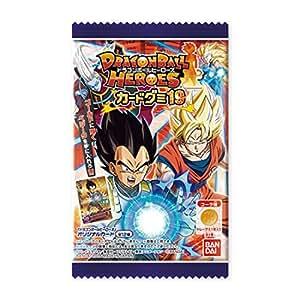 (仮)ドラゴンボールヒーローズ  カードグミ19 20個入 食玩・キャンデー (ドラゴンボール)