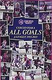 セレッソ大阪 J.LEAGUE ALL GOALS 1995-2013 [DVD]