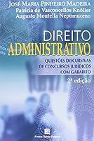 Direito Administrativo Questões Discursivas de Concursos Jurídicos com Gabarito