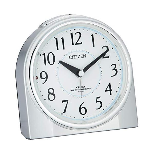 CITIZEN (シチズン) 電波目覚まし時計 ...の商品画像