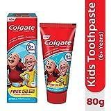 Colgate Kids Anticavity Motu Patlu Toothpaste (6+ years), Bubble Fruit flavour – 80gm