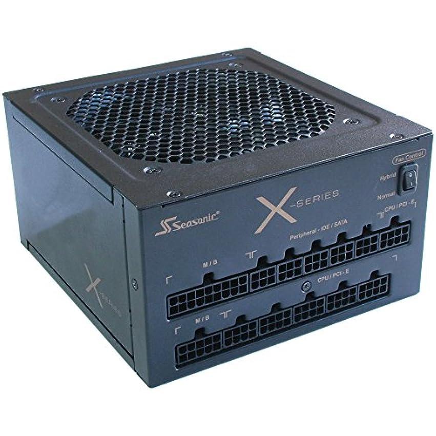 壮大な触覚教えオウルテック 80PLUS GOLD取得 HASWELL対応 ATX電源ユニット 5年間交換保証 フルモジュラーケーブル Seasonic X Series 650W SS-650KM3S