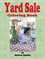 Yard Sale Coloring Book
