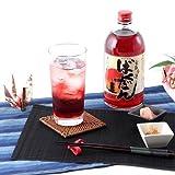 京都のキングオブB級カクテル 京都赤酒ばくだん(720ml)2本セット