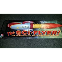 The Sci Flyer Chinese YoYo Rocket Ship Rocketship Club Earth by Club Earth [並行輸入品]