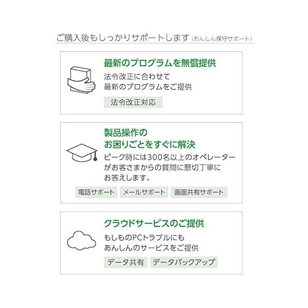 【旧商品】弥生給与 17 通常版 <マイナンバ...の紹介画像4