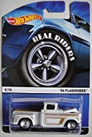 HOT WHEELS REAL RIDERS 2015 HERITAGE SERIES '56 FLASHSIDER 8/18