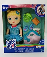 Baby Alive Dance Class Baby Blonde Doll Toys R Us Exclusive